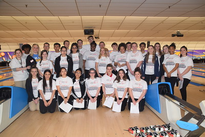2017 School Bowling - Unified HS tournament and MATP