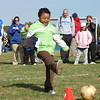 Gia Cousens on the field - 2009 Kent Soccer