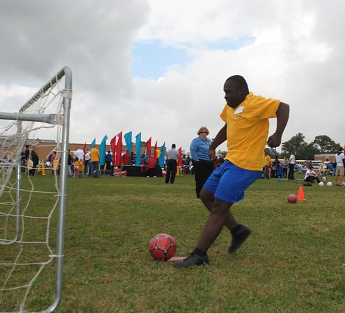 2012 School Soccer Skills Events