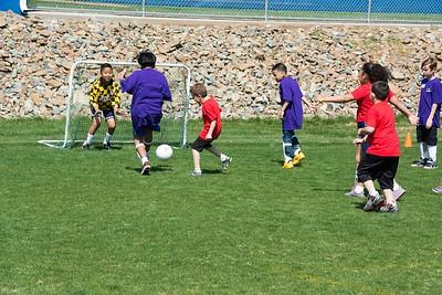 2015 School Soccer Skills Events