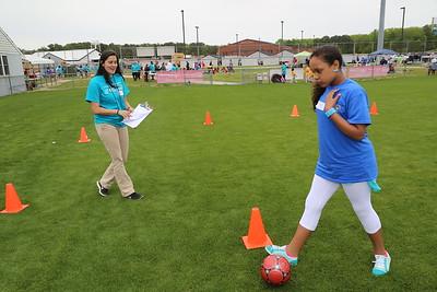 2016 School Soccer Skills Events