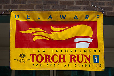2010 Torch Run - Newark Ceremony