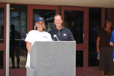 2010 Torch Run - Wilmington