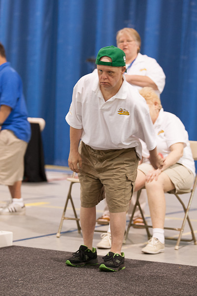 2012 Summer Games - BOCCE