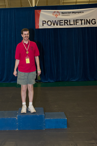 2014 SODE SUMMER GAMES - POWERLIFTING