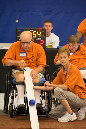 2014 SUMMER GAMES - BOCCE
