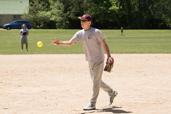 2014 SUMMER GAMES - SOFTBALL