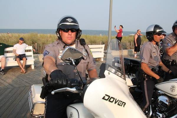 2015 Torch Run - REHOBOTH BEACH