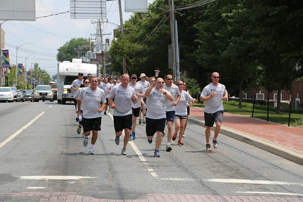 2015 Torch Run - WILMINGTON & NEWARK