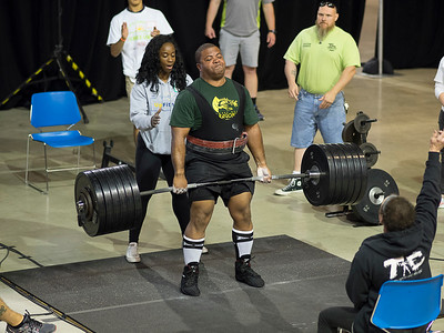 2018 SODE Summer Games - Powerlifting
