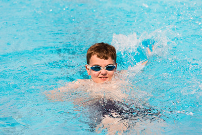 2018 SODE Summer Games - Swimming