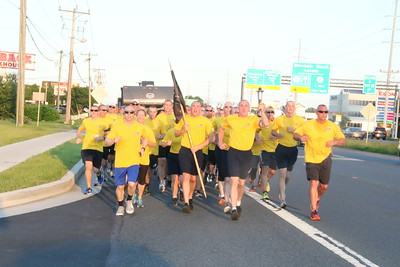 2018 Torch Run - Rehoboth Beach