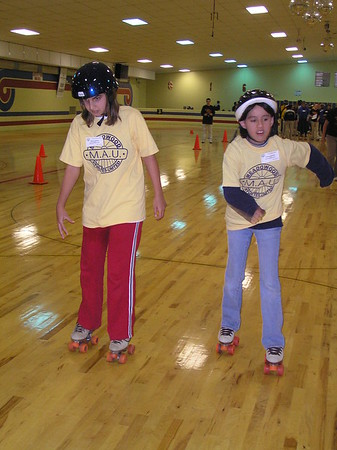 2005 Roller Skating