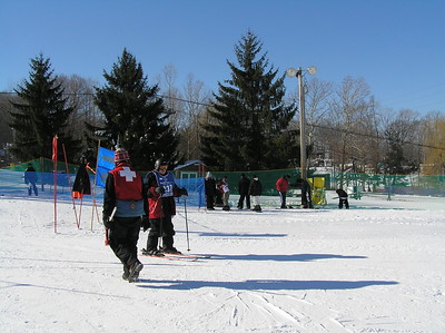 2005 Skiing at New Jersey Winter Games