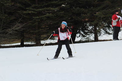 2018 SOPA Winter Games - Snowshoe and Nordic Skiing