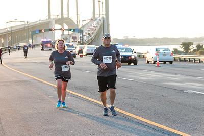 2018 Del Memorial Bridge 5K Run  (Photos: Bob Gilley)