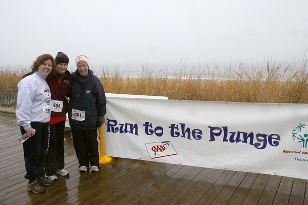 2011 RUN to the PLUNGE