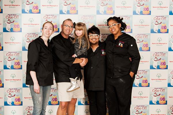 2012 Cake Off Souvenirs - Team Jay
