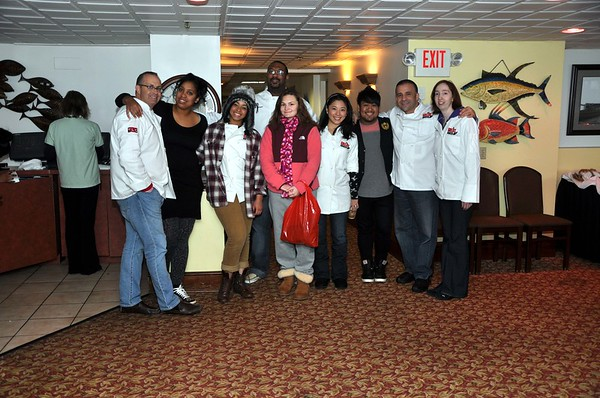 Next Great Bakers - Photos at the Sands Hotel