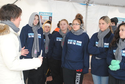 2013 SODE - Cool Schools at the Polar Bear Plunge