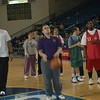 2008 Basketball Clinic w/ UD Men's Basketball team :
