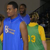 Basketball Clinic with Univ. of Delaware Men's Team :