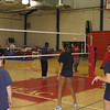 Volleyball Clinic w/ Del State Women's Volleyball Team :