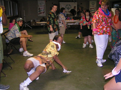 2004 SODE Sports Camp -- Hawaiian Luau Dance -- Saturday, July 24th