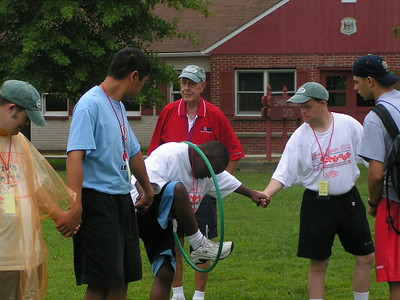 2004 SODE Sports Camp -- Saturday, July 24th