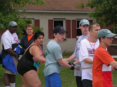 2004 SODE Sports Camp -- Sunday, July 25th