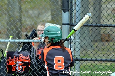 LADY DUCKS N.Y SOFTBALL 14U