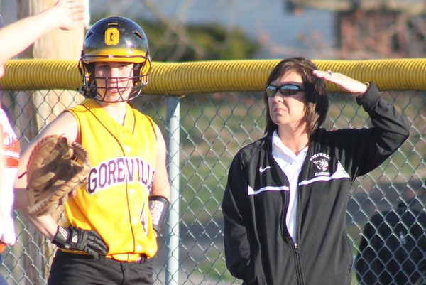 2015 GOREVILLE LADY BLACKCATS SOFTBALL 2015