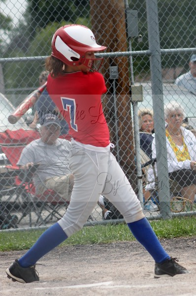 Massac County Jr High Softball 2013-2014