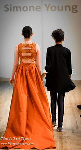 SOHO Fashion Week  New York - Simone Young
