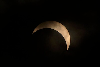 SOLAR ECLIPSE- Norristown, PA