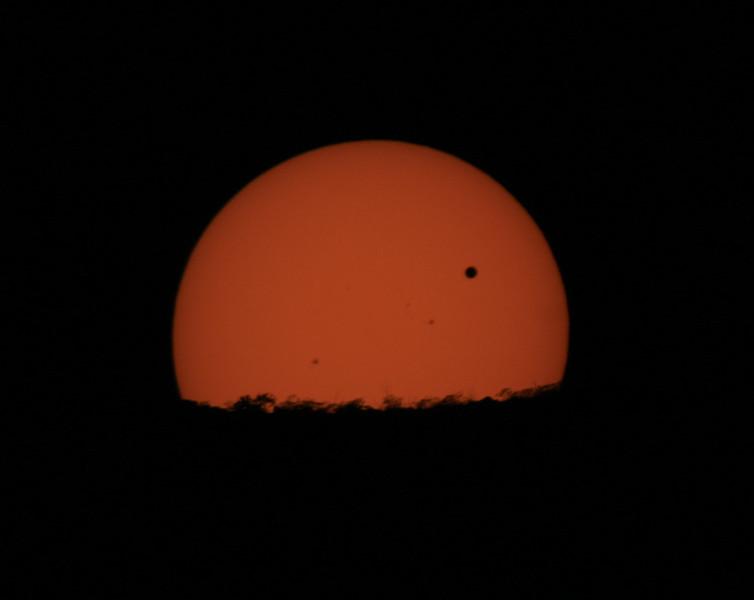 Transit of Venus  June 5, 2012 4