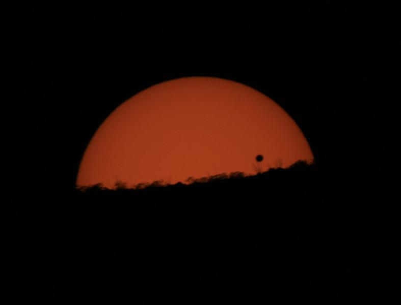 Transit of Venus June 5, 2012 5