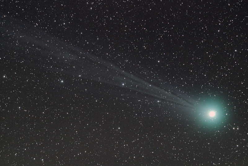 Comet Lovejoy 2014 q2 011515 one 7min iso 1600 80mm at f5 canon T3i