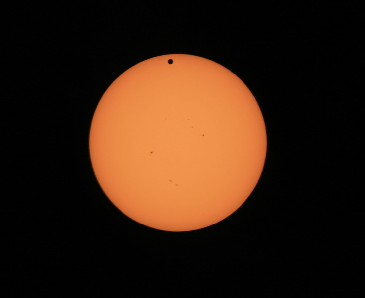 Transit of Venus June 5, 2012 3