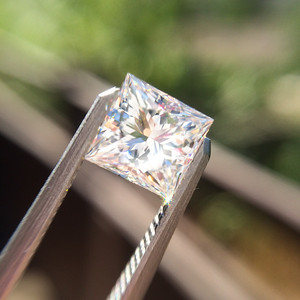 1.01ct Princess Cut Diamond GIA G, VS1 PCD