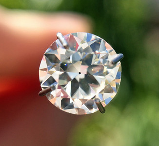 1.21ct Transitional Cut Diamond, GIA J VS1