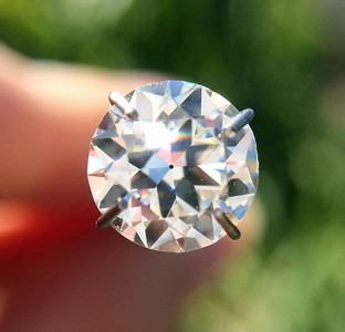 1.21ct Old European Cut Diamond GIA J, VS1 OEC
