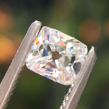 .54ct Antique French Cut Diamond GIA G VS2