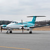 WHEELS UP - teal paint job a nod to Ovarian Cancer - March 2019 - 2016 TEXTRON AVIATION B300  KING AIR  - N862UP