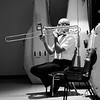 Bass, Trombone.