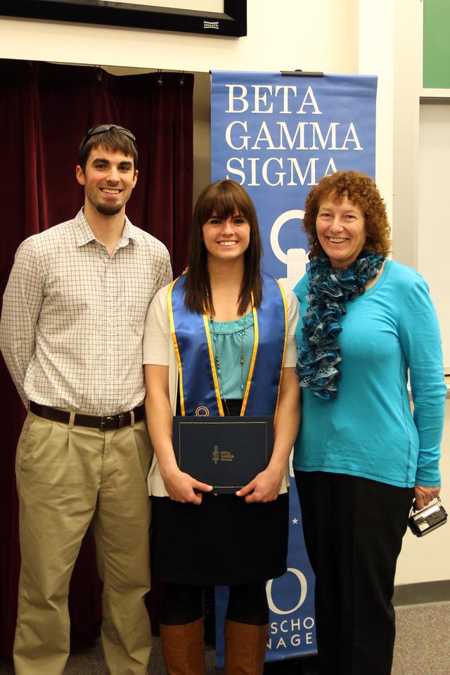 2013 Beta Gamma Sigma