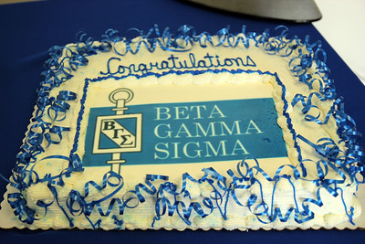 2013 Beta Gamma Sigma