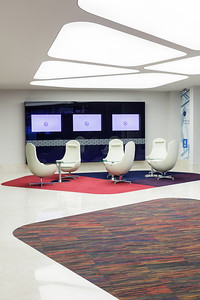 Offices at Dubai World Central (DWC) commissioned by MBLM-Dubai
