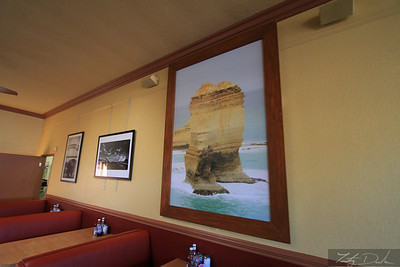 """Australia"" photo show by Timothy Dunham @ Coffee Cup Restaraunt 2011"