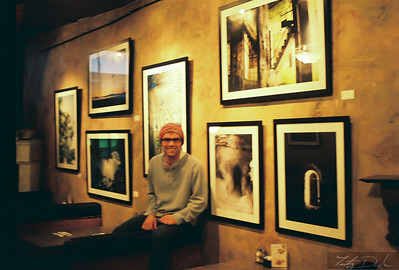 Mindful Developing photo show by Timothy Dunham @ Shillelaghs Restaurant. Long Beach, California.